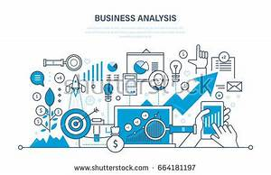 Business Analysis Data Analytics Research Strategy Stock ...
