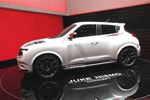 Nissan Juke Blanc : en direct de gen ve 2012 nissan juke nismo concept tuning officiel ~ Gottalentnigeria.com Avis de Voitures