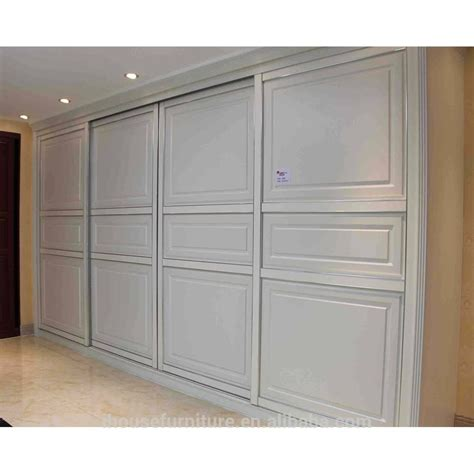 Solid Wood Wardrobe Closet by 2019 Solid Wood Fitted Wardrobe Doors