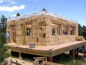construire une maison en paille sur ossature bois dossier With maison a finir soi meme 6 maison ossature bois en kit pour autoconstruction