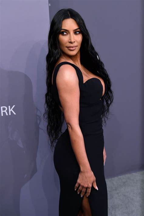 Kim Kardashian At 2019 Amfar Gala In New York Hollywood