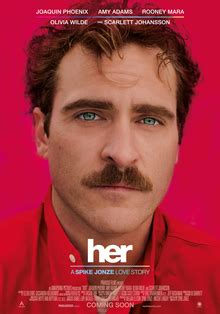 Spike Jonze Movie Her