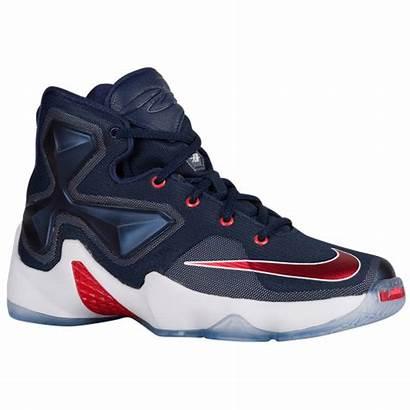 Nike Boys Lebron Grade Shoes Xiii Basketball