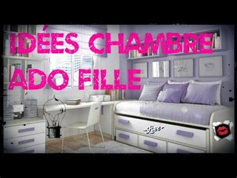 id馥 chambre ado fille beautiful idee deco chambre ado fille photos design trends 2017 shopmakers us