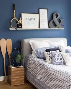 Die besten 25+ blaue Schlafzimmer Ideen auf Pinterest Blaues schlafzimmer, blaue