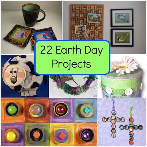 earth day projects favecraftscom