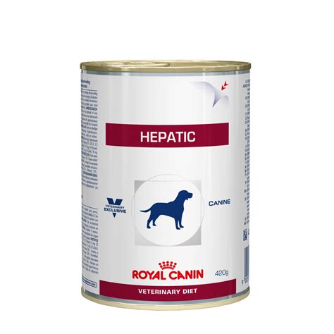 royal camini royal canin canine hepatic hf16 canned food 410g pets