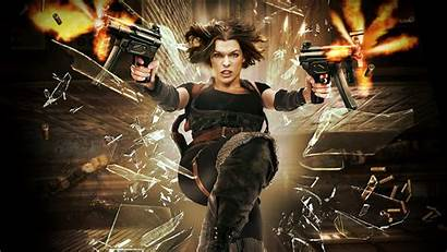 Resident Evil Final Chapter Desktop Save Wallpapers
