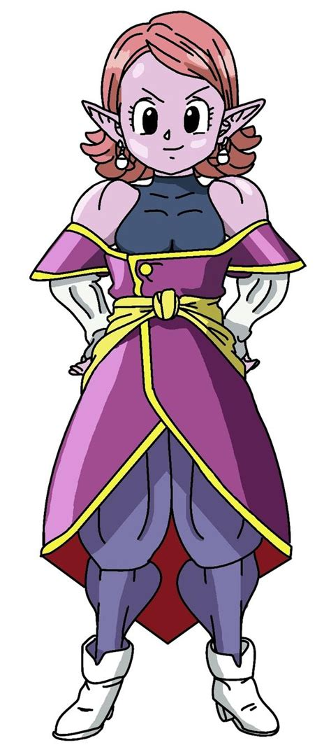 Supreme Kai Of Time Muscled Up By Mud On DeviantArt