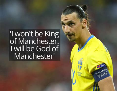 Zlatan ibrahimovic is someone who very much encompasses the term marmite player. Zlatan Ibrahimovic | Hilarious quotes from Zlatan ...