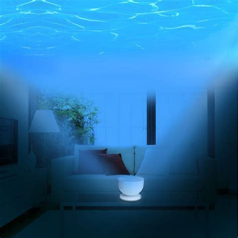 wave light projector 50 nautical nursery decor theme ideas well done stuff