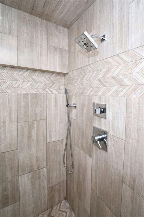 contemporary white master bath  tub  shower savvy
