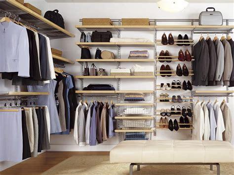 Contemporary Apartment Bedroom With Amazing Elfa Closet