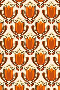 stã hle retro design retro tulip print by pinkandfluffy on deviantart