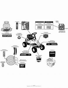Mtd 13b226jd099  247 290000   R1000   2015  Parts Diagram