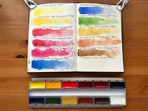 Da Vinci Watercolor Review Hand Poured Artist Paints