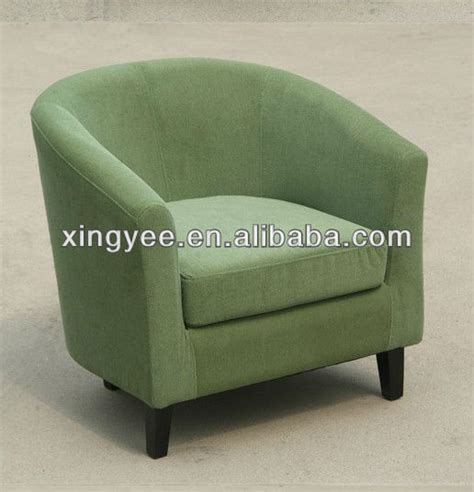 micro fiber sofa modern indoor living room hotel furniture single seater