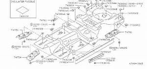 Infiniti J30 Insulator Fusible