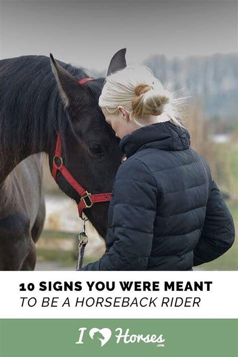 rider horseback were ihearthorses