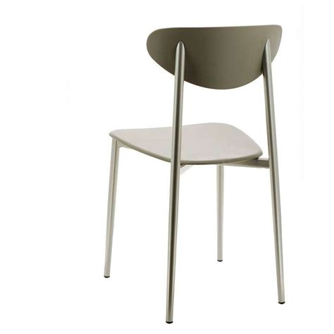 but chaises de cuisine chaise de cuisine en polypropylène graffiti 4 pieds