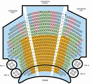 New Daisy Theatre Seating Chart Seating Charts The Grand 1894 Opera House