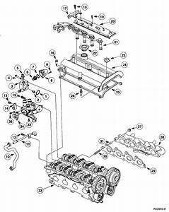 Ford 4 0l Engine Diagram