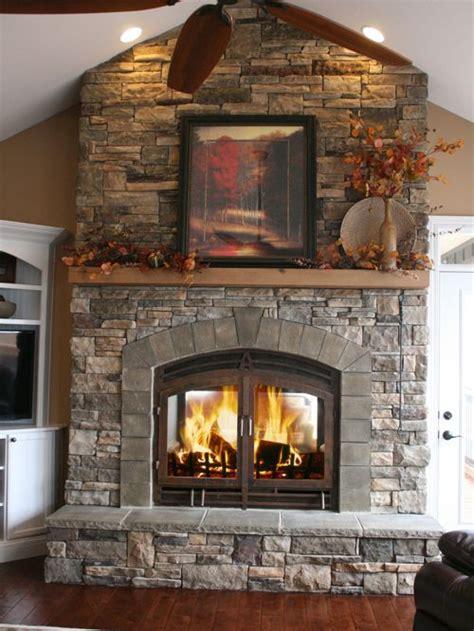 Indooroutdoor Seethrough Wood Burning Fireplaces