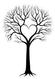 leafless tree drawing google search family tree ideas