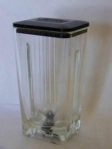 Sunbeam Mixmaster Blender Replacement Glass Jar Lid Only