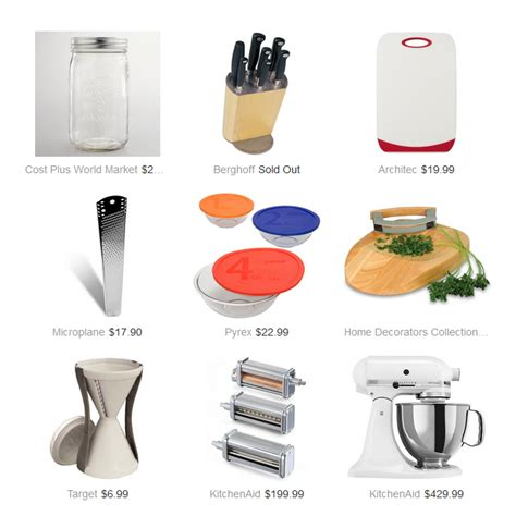 High End Kitchen Must Haves by Sweet Ones Features Tuesday Talk 61