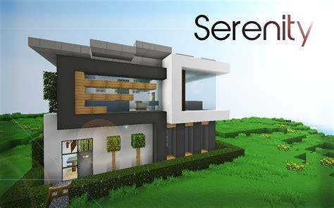 Minecraft Pe Modern House Seed