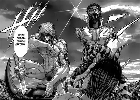 Terra Formars 122 Page 16(holly Shit)