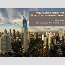 Preparing For The Future With Financial Markets