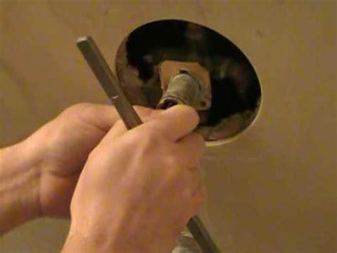remove stuck moen faucet cartridge youtube