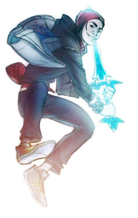 video on deviantart infamous second son playstation