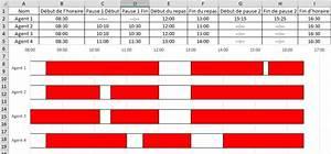 Conversion Horaire En Planning B U00e2ton