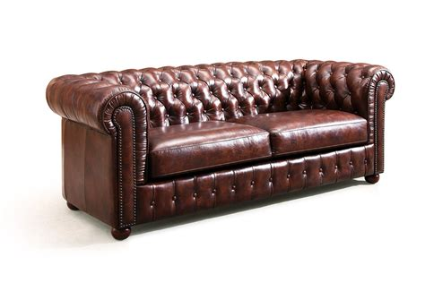 canapé chesterfield cuir canapé chesterfield original