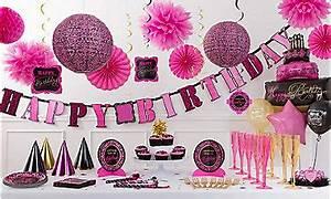 Happy Birthday Decorations - Birthday Decorations