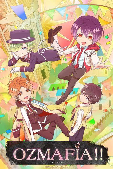 anime in crunchyroll crunchyroll crunchyroll adds quot ozmafia quot to summer anime