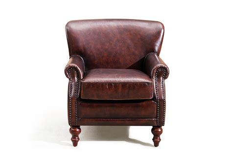 cuir pour bureau ancien fauteuil anglais cambridge en cuir