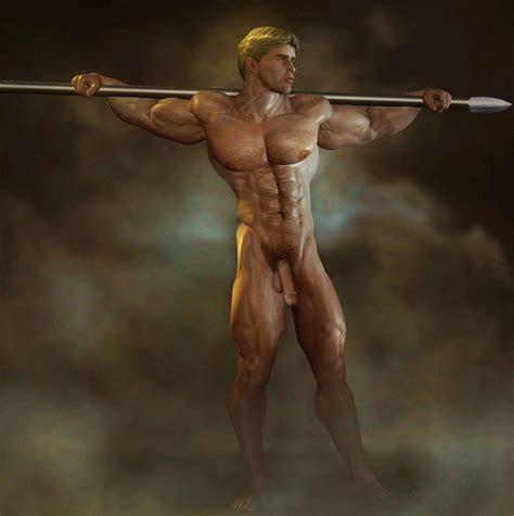 Nude Warrior