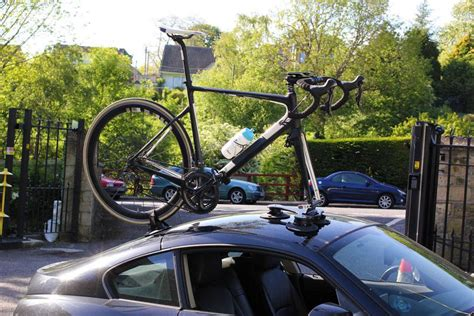 review seasucker talon bike rack roadcc
