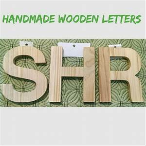 50 off target other handmade modern wooden letters from With handmade modern wood letters