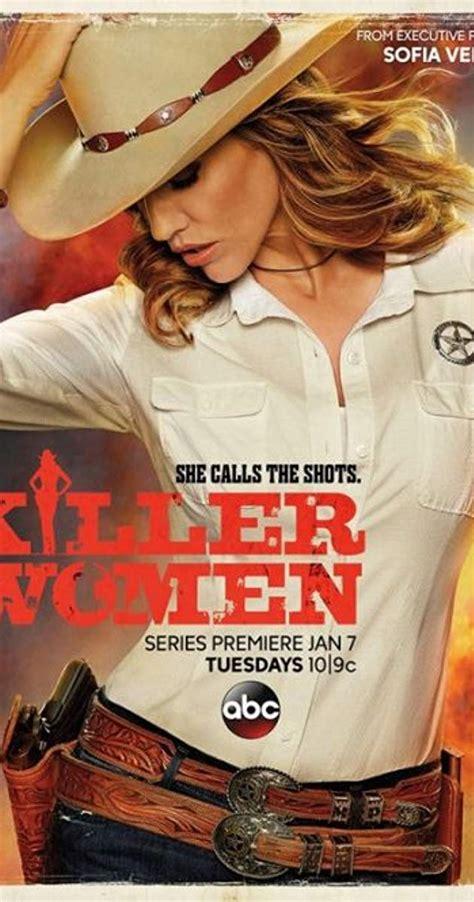Killer Women (TV Series 2014) - IMDb