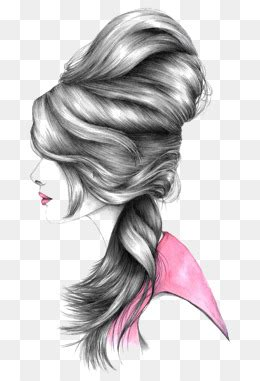 hairstyle png vector psd  clipart  transparent