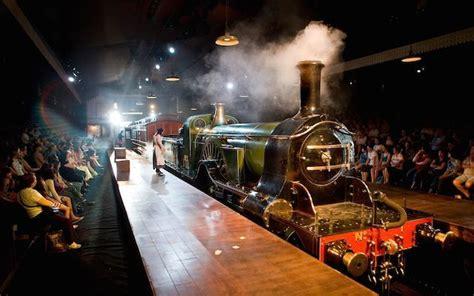full steam    railway childrens return londonist