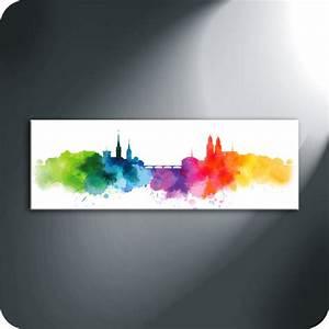 Leinwand Köln Skyline : leinwandbild skyline z rich leinwand bilder skylines ~ Sanjose-hotels-ca.com Haus und Dekorationen