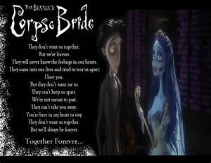 Corpse Bride Wedding Vows Quotes. QuotesGram
