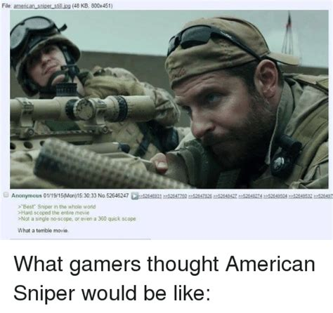 Sniper Memes - funny sniper memes of 2017 on sizzle surprise me