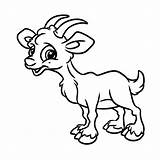 Goat Coloring Cartoon Goats Billy Gruff Three Animal Drawing Printable Illustration Clipartmag Isolated Getcolorings Getdrawings Stegosaurus Dinosaur Rabbit sketch template